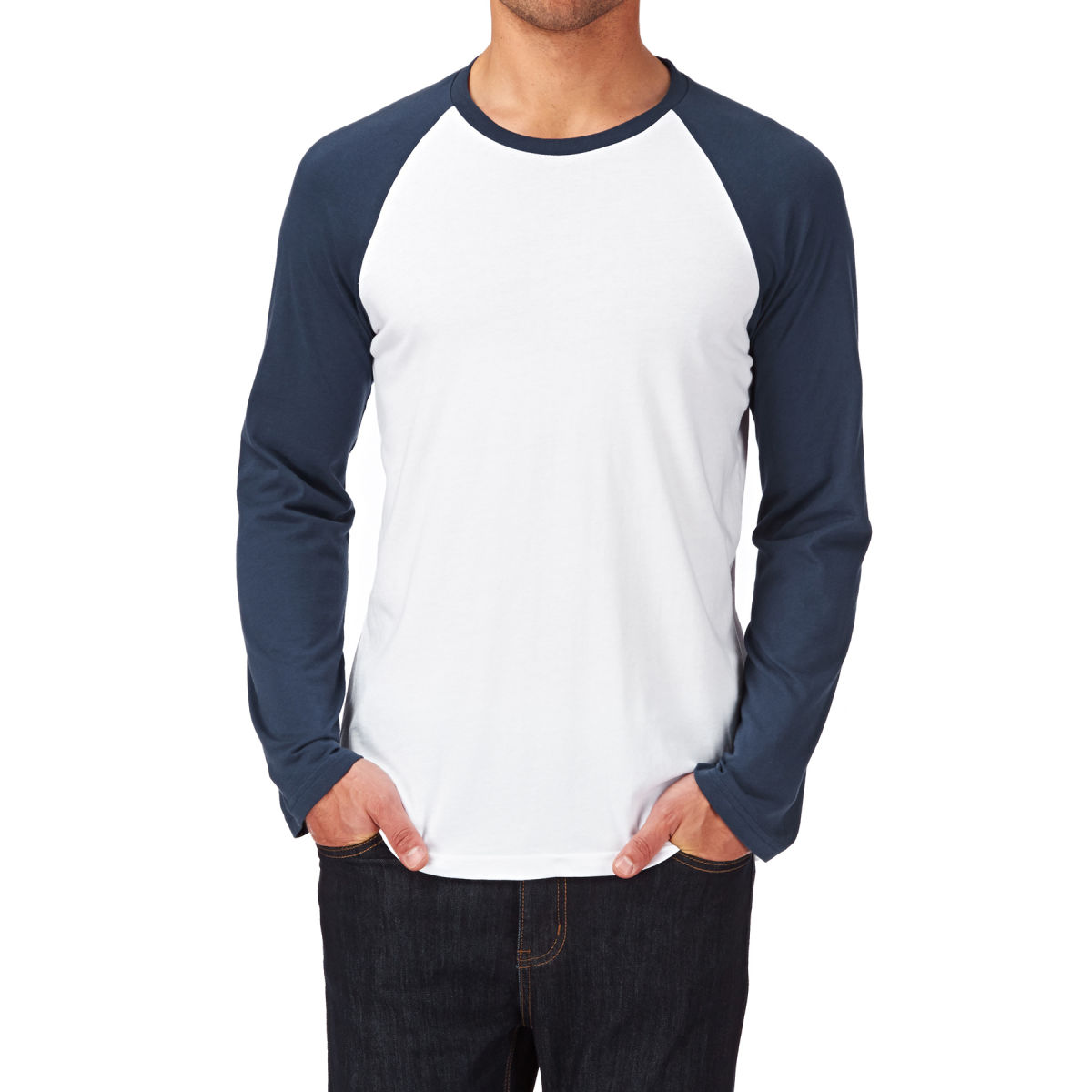 Find long sleeve t-shirts in printed and solid styles, made with the softest fabrics. Whether it's a striped long-sleeve tee or a simple white tee with a scallop hem, .