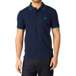 Polo T Shirts with Customized Strips and Embroidery