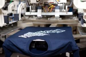Screen Printing T Shirts in Dubai