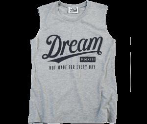 Big Deal Dream-Sleeveless T Shirt
