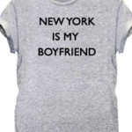 Political T Shirts new york Tshirt